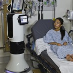 Some Medical Assistants Work With Robot Doctors